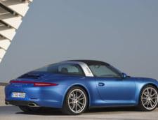 Porsche 911 Targa: Combina stilul clasic si tehnologia de ultima ora