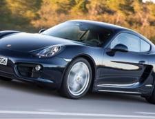 Porsche Cayman S, model 2014 - un simbol al masinilor sport (Video)