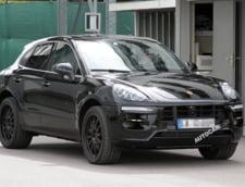 Porsche Macan, fratele mai mic al lui Cayenne - Vezi primele imagini