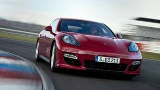 Porsche Panamera GTS: Masina Sport a Anului 2012, pentru tine