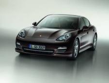 Porsche Panamera Platinum Edition: Alege luxul ca dotare standard