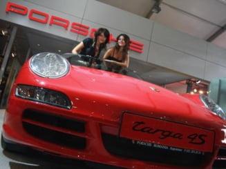 Porsche Romania a vandut in 2008 cu 8% mai putin