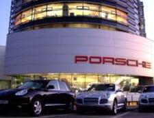 Porsche Romania va fi divizata partial