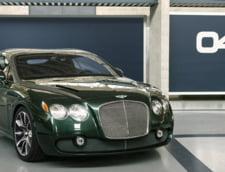 Porsche Romania vrea sa vanda 40 de Bentley-uri in 2009