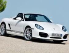 Porsche a dezvaluit Boxster Spyder