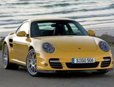 Porsche a dezvaluit facelift-ul lui 911 Turbo