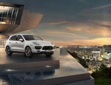 Porsche a lansat Cayenne Turbo S, cu 550 de cai putere