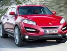 Porsche confirma lansarea unui crossover de lux - Oficial