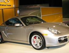 Porsche pregateste modelul Cayman S Sport de 303 CP