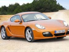 Porsche va dezvalui cel mai puternic Cayman