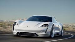 Porsche va lansa primul automobil exclusiv electric