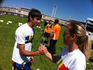 Port-drapelul Moldovei la Olimpiada viseaza la unirea cu Romania