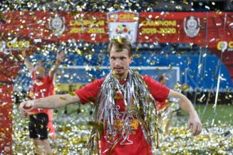 Portarul campioanei CFR Cluj, Giedrius Arlauskis, a semnat in Arabia Saudita