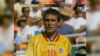 """Portarul columbian care nu a uitat nici pana acum golul lui Gica Hagi de la CM 1994: """"Nimeni nu stie cum a tras asa"""""""