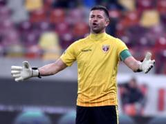 Portarul lui FC Voluntari isi desfiinteaza colegii dupa umilinta cu CFR Cluj: Sa ne fie rusine