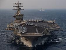 Portavionul USS Nimitz paraseste Golful Persic intr-un moment in care tensiunile cu Iranul sunt intr-un moment critic