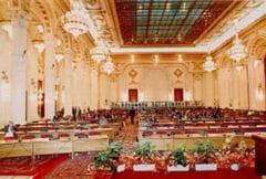 Porti deschise la Palatul Parlamentului, in 31 mai - 1 Iunie - intrare gratuita