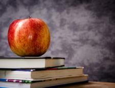 Portia de sanatate de la stat: Elevii vor primi la scoala cate un mar la doua zile