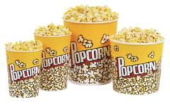 Portii mai mici de popcorn si snacks in cinematografe?