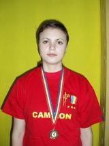 Portret de campion Loredana Dima, cea mai buna dintre fetele din Ialomita