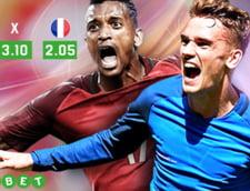 Portugalia - Franta, finala EURO 2016