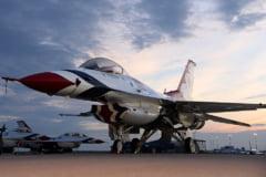 Portugalia accepta sa ne vanda 5 avioane de lupta F-16. Romania are insa nevoie de mult mai multe