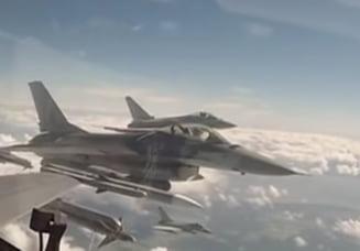 Portugalia aproba vanzarea a inca 5 avioane F-16 Romaniei pentru 130 de milioane de euro