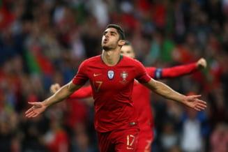Portugalia castiga pe teren propriu prima finala de Nations League din istorie, in fata Olandei