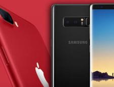 Posesorii de Samsung sunt mai fericiti decat cei de iPhone
