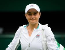 Posibil duel intre Barty si Raducanu: campioana de la Roland Garros a fost invinsa!