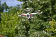 Posta franceza va incepe livrarea coletelor cu ajutorul dronelor