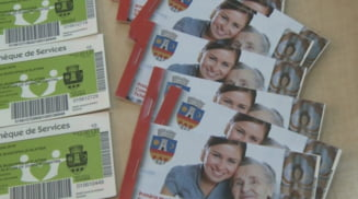 Postasii incep distribuirea tichetelor sociale de Paste. Sunt peste 4.300 de beneficiari in Slatina