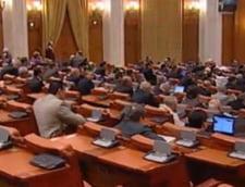 Posturi de deputat vacante: Palfi Mozes Zoltan, Petru Lakatos si Doru Frunzulica
