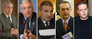 Potentiali premieri dupa alegeri - Georgescu, Tariceanu, Isarescu, Boc sau Agathon