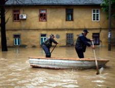 Potop in Balcani: Serbia, Bosnia si Hertegovina si Croatia, sub ape