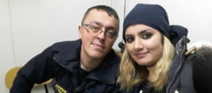 Poveste de dragoste la granita: Un politist de frontiera s-a casatorit cu o refugiata