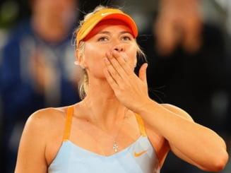 Povestea Mariei Sharapova, adversara Simonei Halep in finala Roland Garros
