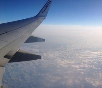 Povestea americanului care a furat un avion de linie, a facut cateva acrobatii si apoi l-a prabusit in ocean (Video)