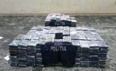 Povestea capturii record de 2,5 tone de cocaina: Anchetatorii au lucrat sub acoperire jumatate de an