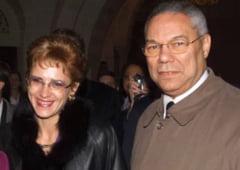 """Povestea celebrei idile dintre Colin Powell și Corina Crețu, făcută publică de un hacker român: """"Nici măcar o noapte nu merit!?"""""""