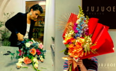 Povestea celei mai frumoase florarii din Orasul de Jos - Jujube e ca un boutique unde gasesti de toate