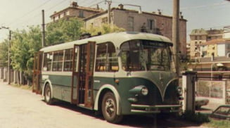 Povestea celor 77 de ani de cand avem firobuz la Timisoara. Care a fost prima linie, in forma de potcoava, si ce modele au circulat de-a lungul timpului. Foto