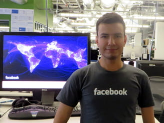 Povestea clujeanului care a lucrat la Facebook si Microsoft. De ce vrea sa ramana in Romania Interviu