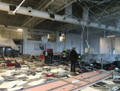 Povestea imaginii-simbol de la atacurile sangeroase de la Bruxelles (Foto)