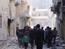 Povestea micutului Omran a frant inimi. Cum le spui copiilor din Siria ca tara lor e macinata de razboi?