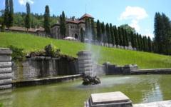 "Povestea nestiuta a Castelului Cantacuzino, din Busteni. ""Nababul"" a dorit sa-i inveleasca acoperisul cu monede din aur si sa-i paveze curtea"