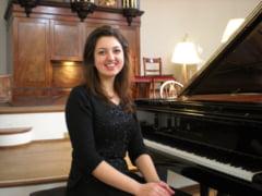 Povestea pianistei Alexandra Dariescu, copilul minune al muzicii internationale
