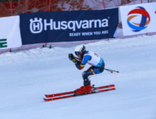 Povestea romancei care a castigat cea mai importanta competitie internationala de schi din Poiana Brasov