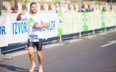 Povestea tanarului maratonist care alearga pentru suferinzi si nevoiasi: 1.500 de kilometri parcursi ca sa-i ajute pe altii