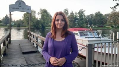 Povestea tinerei din România care candidează pentru parlamentul german